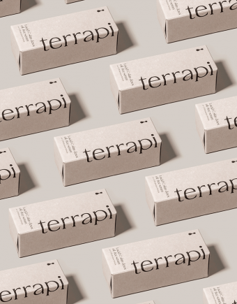 terrapi cosmetics branding design logo design graphic blog project mindsparkle mag beautiful portfolio