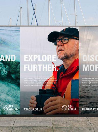 RS Aqua system identity logo design graphic blog project mindsparkle mag beautiful portfolio