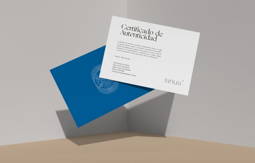 ianua dentity logo design graphic blog project mindsparkle mag beautiful portfolio