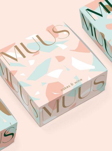 MUUS Redkroft identity branding logo design graphic blog project mindsparkle mag beautiful portfolio