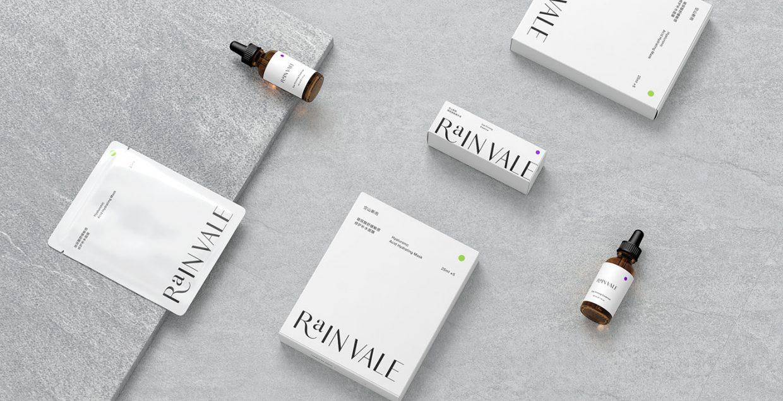 Rainvale tao STUDIO identity branding logo design graphic blog project mindsparkle mag beautiful portfolio