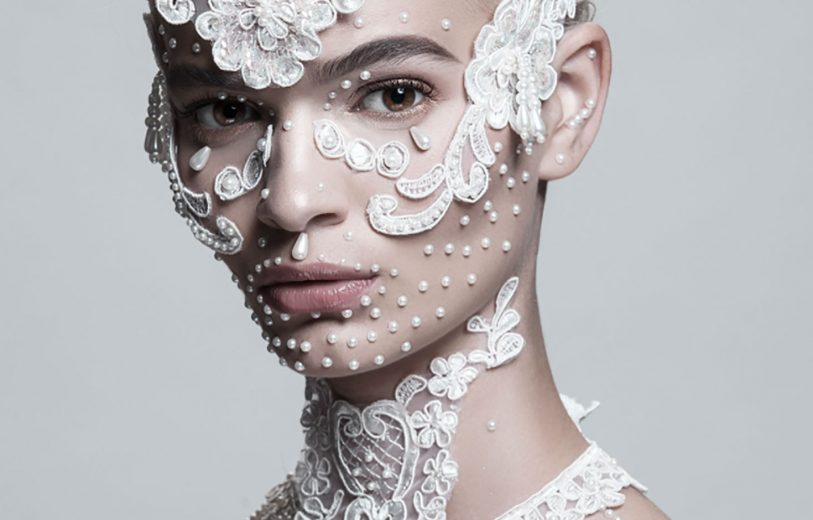 Photography, edition, visual, artist, image, art direction, makeup ,mud, fashion, stylist, editorial, white, pearl, Mindsparkle Mag