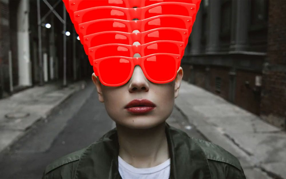 Video, cool, style, animation, sunglasses, energetic, real, colorful, experimental, Ruslan Pelykh, wild, Russia, edit, speed