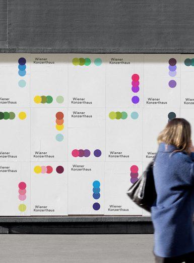 Wiener Konzerthaus, Branding, brand, visual, identity, music, concert, Austria, dynamic, design, graphic, Mindsparkle Mag