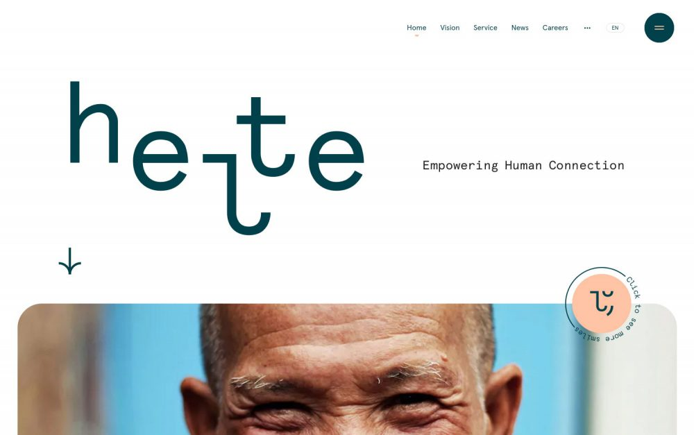 Helte, Japan ,sotd, site of the day, minimal, cursor interaction, design, Mindsparkle Mag, interactive, ui, colorful